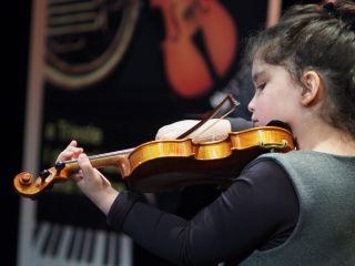 Violino, Teatro Miela - Trieste 2013